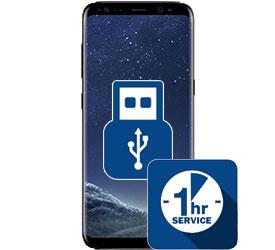 φόρτιση usb Galaxy S8 Plus