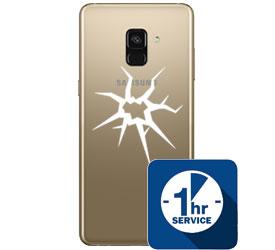 Πλάτη Galaxy A8 2018