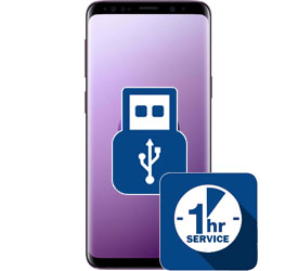 Φόρτιση USB Galaxy S9 Plus