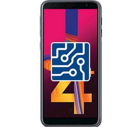 Επισκευή πλακέτας J4 Plus