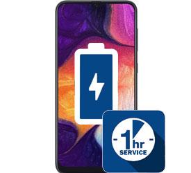Αλλαγή μπαταρίας A50 2019
