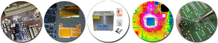 Διαδικασία επισκευής υγρασίας