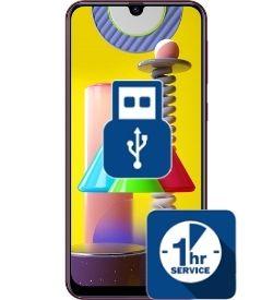 Επισκευή θύρας USB M31
